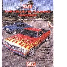 Show details of HP Books Repair Manual for 1964 - 1966 Chevy Chevelle.