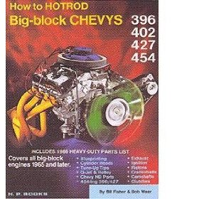 Show details of HP Books Repair Manual for 1966 - 1966 Chevy Corvette.