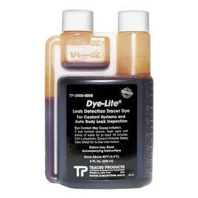 Show details of Spectronics Corp / Tracer TP39000008 Dye-Lite Coolant/Auto Body Dye.