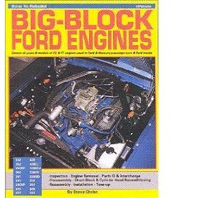Show details of HP Books Repair Manual for 1968 - 1968 Ford Thunderbird.