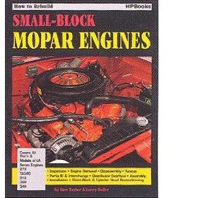 Show details of HP Books Repair Manual for 1970 - 1974 Plymouth Barracuda.