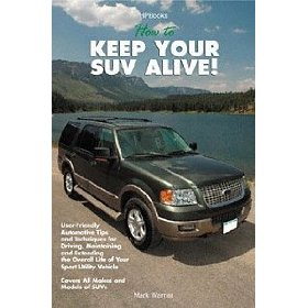 Show details of HP Books HP1458 Keep Your Suv Alive.
