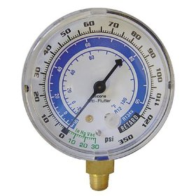 Show details of Mountain 8203 Replacement Low Side Manifold Gauge.
