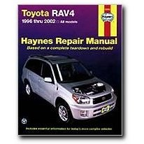 Show details of Haynes Toyota RAV4 (96 - 02) Manual.