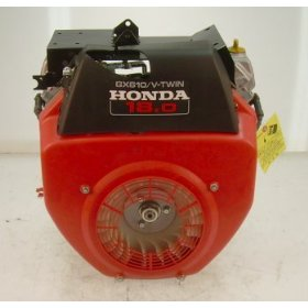 "Show details of Honda Engine<br>18hp 1"" Horizontal Shaft, 20 amp, Electric Start, ""K0"" series, PROPANE, Snorkle Air Cleaner."
