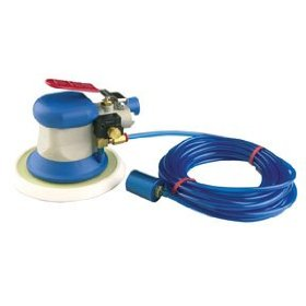 Show details of Hutchins 7544 Waterbug III Random Orbit Air Sander.
