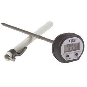 Show details of Digital Pocket Thermometer.