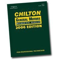 Show details of Chiltons Book Company (CHN130602) Chilton 2006 GM Mechanical Service Manual.