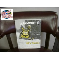 Show details of 2007 Ski-doo Rev Service Manual (Paperback).