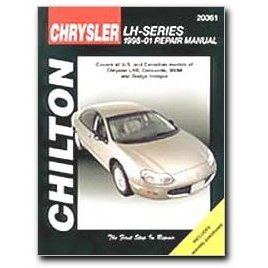 Show details of Chilton Chrysler LHS Concorde 300M and Dodge Intrepid (98 - 03) Manual.