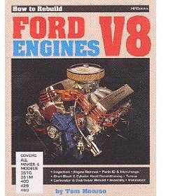 Show details of HP Books Repair Manual for 1976 - 1976 Ford Elite.