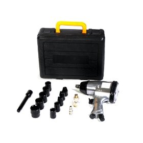 "Show details of Complete 17-Piece 1/2""-Drive Air Impact Wrench and Socket Set."