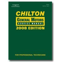 Show details of Chiltons Book Company CHN142211 Chilton 2008 General Motors Service Manual.