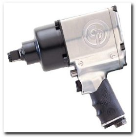 "Show details of Chicago Pneumatic 3/4"" Heavy Duty Air Impact Wrench."
