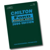 Show details of Chilton 2006 Ford Mechanical Service Manual.