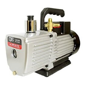 Show details of 3 CFM 1/3 Hp Single Stage A/C Vacuum Pump - VP3S by CPS Products - CPS Products - VP3S.