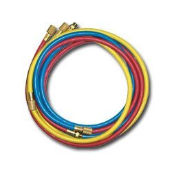 "Show details of R134a 72"" Standard R134a Charging Hose Set (MTN8272) Category: Manifold Gauges."