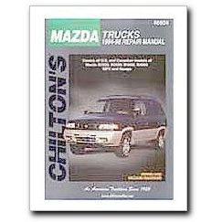 Show details of Chilton Mazda Trucks (94 - 98) Manual.