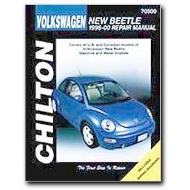 Show details of Chilton Volkswagen New Beetle (98 - 00) Manual.