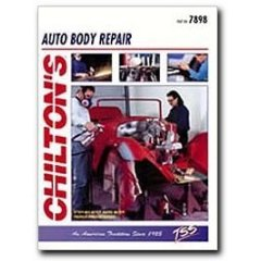 Show details of Chilton Auto Body Repair Manual (Paperback).
