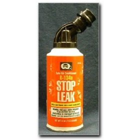 Show details of EF Products R134a Stop Leak 4 oz..