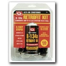 Show details of EF Products R134A Retrofit Kit.