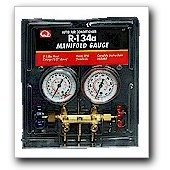 Show details of EF Products R134A Manifold Gauge.