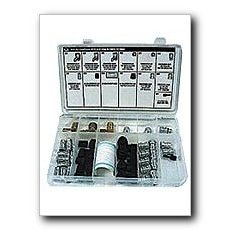 Show details of EF Products Prepackaged Retrofit Parts Box.