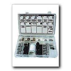 Show details of EF Products Prepackaged Retrofit Parts Box.