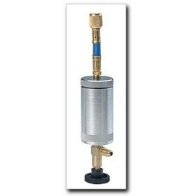 Show details of FJC R12 A/C Oil Injector.