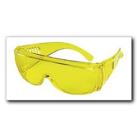 Show details of FJC UV Safety Glasses.