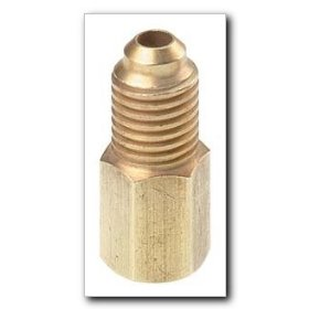 Show details of FJC Vacuum Pump Adapter.