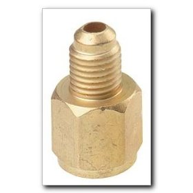 Show details of FJC R134a Refrigerant Tank Adapter.