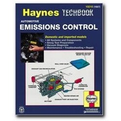 Show details of Haynes Automotive Emission Control Manual.