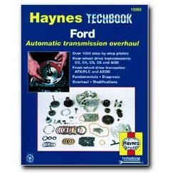 Show details of Haynes Ford Automatic Transmission Overhaul Manual.