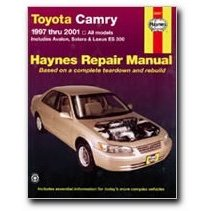 Show details of Haynes Toyota Camry (97 - 01) Manual (Paperback).