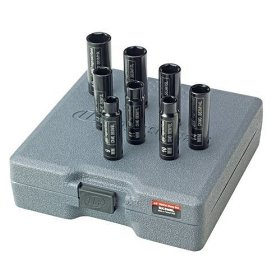 Show details of Ingersoll Rand SK3M8L 3/8-Inch Drive 8-Piece Metric Deep Impact Socket Set.