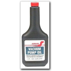 Show details of Technical Chemical Vacuum Pump Oil 12 fl. oz..