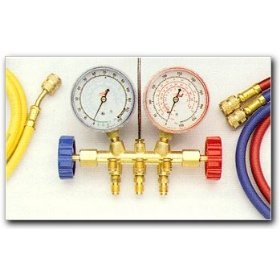 Show details of Technical Chemical Manifold Gauges R12/R22.