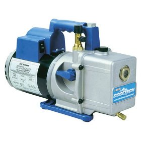 Show details of Robinair 15600 Two Stage Vacuum Pump.