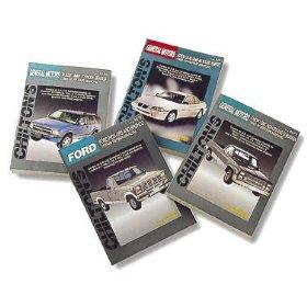 Show details of Chilton Pontiac Firebird 1967-1981.