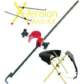 Show details of XTension Arm Kit.
