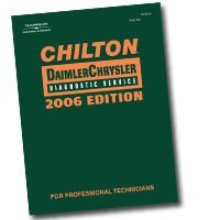 Show details of Chiltons Book Company (CHN132118) Chilton 2006 Chrysler Diagnostic Service Manual.
