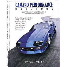 Show details of HP Books-HPBooks How-To and Reference Manual for 1982-1992 CHEVROLET CAMARO ALL.