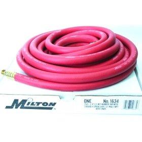 Show details of MILTON 1634 AIR HOSE 25,3/8ID X 1/4NPT.
