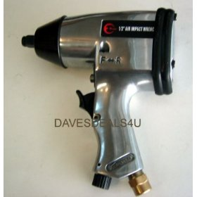 "Show details of 1/2"" AIR IMPACT WRENCH - AUTOMOTIVE TOOL."
