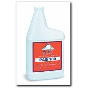 Show details of FJC OE Vicosity PAG Oil 100 8 oz.