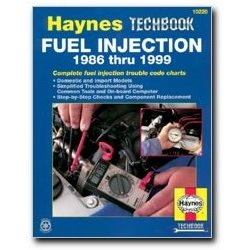 Show details of Haynes Fuel Injection Manual (86 - 99).