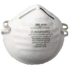 Show details of 3M 8000 Particle Respirator N95, 30-Pack.