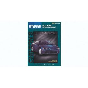 Show details of Chilton Mitsubishi Eclipse 1990-1998.